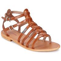 鞋子 女士 凉鞋 Les Tropéziennes par M Belarbi HIC 茶色