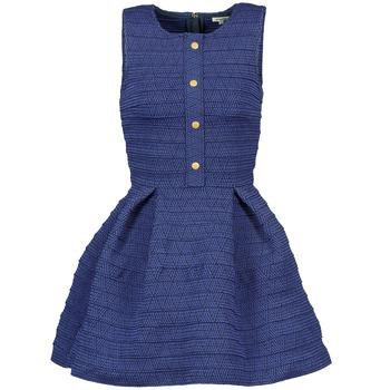 衣服 女士 短裙 Manoush ELASTIC 蓝色
