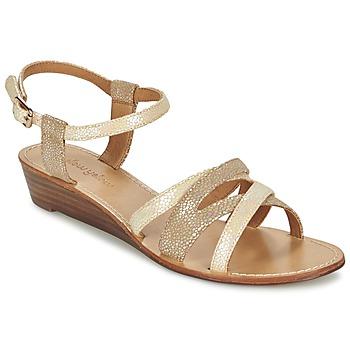 鞋子 女士 凉鞋 Mellow Yellow VALOU 灰褐色