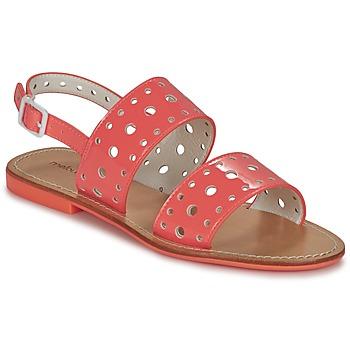 鞋子 女士 凉鞋 Mellow Yellow VADINA 珊瑚色