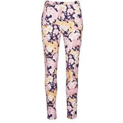 衣服 女士 多口袋裤子 Gant 414705 玫瑰色 / 蓝色