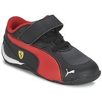 鞋子 男孩 球鞋基本款 Puma 彪马 DRIFT CAT 5 L SF V KIDS 黑色 / 红色