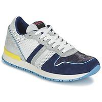 鞋子 女士 球鞋基本款 Serafini LOS ANGELES 蓝色 / 白色