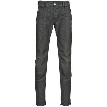 衣服 男士 紧身牛仔裤 Diesel 迪赛尔 SLEENKER 灰色 / 0845k