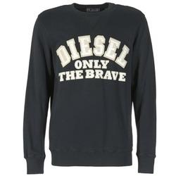衣服 男士 卫衣 Diesel 迪赛尔 S-JOE-B 黑色