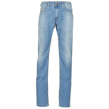 衣服 男士 紧身牛仔裤 Diesel 迪赛尔 THAVAR 蓝色 / 850V