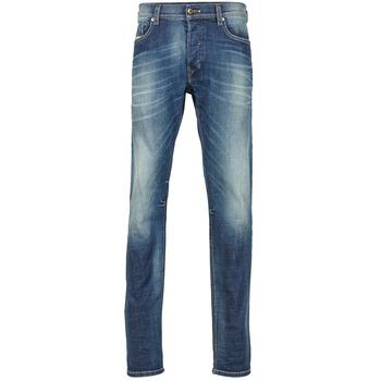 衣服 男士 紧身牛仔裤 Diesel 迪赛尔 TEPPHAR 蓝色 / 850K
