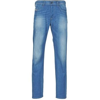 衣服 男士 直筒牛仔裤 Diesel 迪赛尔 BUSTER 蓝色 / 850J