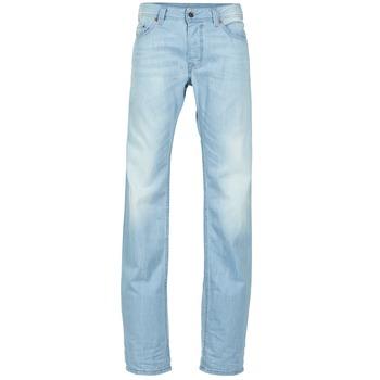 衣服 男士 直筒牛仔裤 Diesel 迪赛尔 SAFADO 蓝色 / 852I