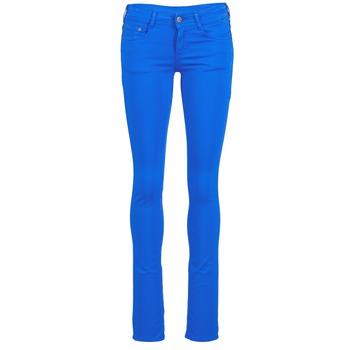 衣服 女士 多口袋裤子 Cimarron CASSIS 蓝色