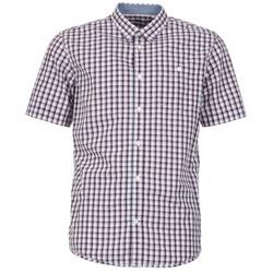 衣服 男士 短袖衬衫 Tom Tailor 汤姆裁缝 CATHARINI 白色 / 红色 / 黑色