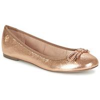 鞋子 女士 平底鞋 Menbur ZINNA 玫瑰色 / 金色