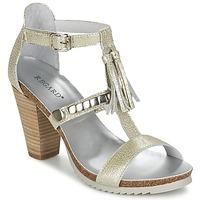 鞋子 女士 凉鞋 Regard ROKOLO Platinum