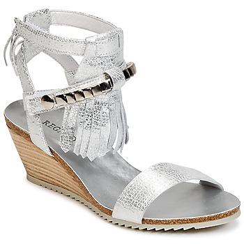 鞋子 女士 凉鞋 Regard RUKO 银色