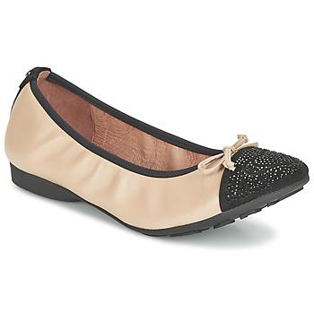 鞋子 女士 平底鞋 MAM'ZELLE NUPO 米色 / 黑色