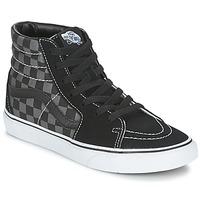 鞋子 高帮鞋 Vans 范斯 SK8-HI 灰色 / 棕色