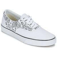 鞋子 球鞋基本款 Vans 范斯 ERA Bandana / 白色 / 黑色