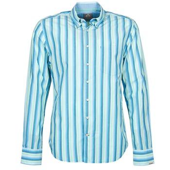 衣服 男士 长袖衬衫 Gaastra 嘉仕堡 SUMMERJAM 蓝色 / 白色