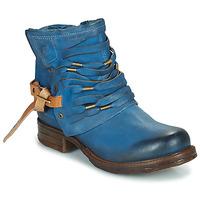 鞋子 女士 短筒靴 Airstep / A.S.98 SAINT 蓝色 / 鸭子