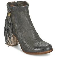 鞋子 女士 短靴 Airstep / A.S.98 ODELL 黑色 / Fume