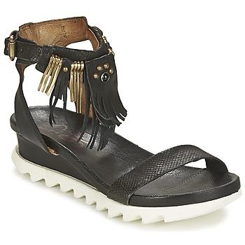 鞋子 女士 凉鞋 Airstep / A.S.98 FLOOD 黑色
