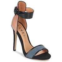 鞋子 女士 凉鞋 Ravel Pansy 裸色 / 黑色