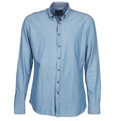 衣服 男士 长袖衬衫 Hackett RILEY 蓝色