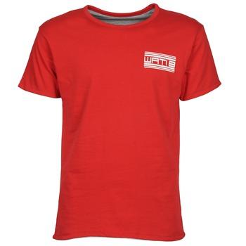 衣服 男士 短袖体恤 WATI B WATI CREW 红色
