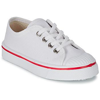 鞋子 儿童 球鞋基本款 Citrouille et Compagnie PANA BEK 白色