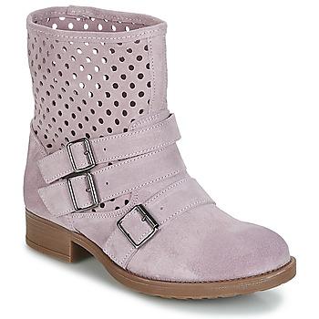 鞋子 女士 短筒靴 Casual Attitude DISNELLE 玫瑰色
