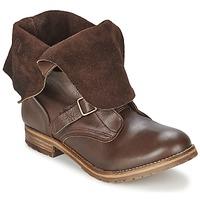 鞋子 女士 短筒靴 Casual Attitude DISNELLE 棕色