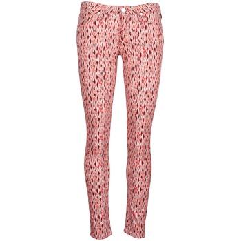 衣服 女士 紧身牛仔裤 Lee SCARLETT 红色 / 橙色