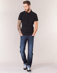 衣服 男士 直筒牛仔裤 Lee DAREN 蓝色