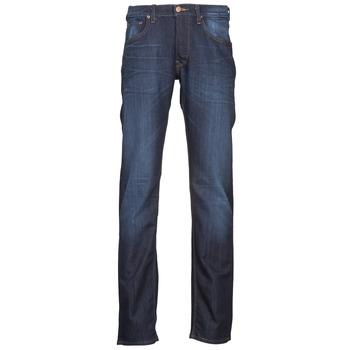 衣服 男士 直筒牛仔褲 Lee DAREN 藍色