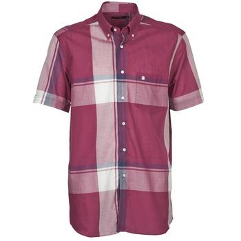 衣服 男士 短袖衬衫 Pierre Cardin 皮尔卡丹 538536226-860 淡紫色 / 紫罗兰