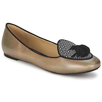 鞋子 女士 平底鞋 Etro 艾特罗 3922 金色