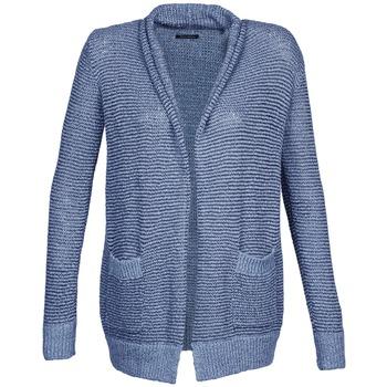 衣服 女士 羊毛开衫 Marc O'Polo LEROY 蓝色