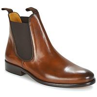 鞋子 男士 短筒靴 Brett & Sons BERNARD 棕色