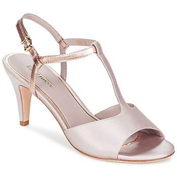 鞋子 女士 凉鞋 Luciano Barachini SPINETE 米色 / 玫瑰色