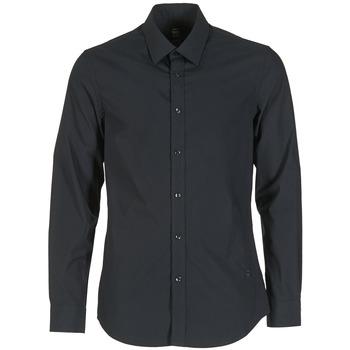 衣服 男士 长袖衬衫 G-Star Raw CORE 黑色