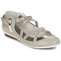 鞋子 女士 平底鞋 Pataugas TOTEM 灰褐色