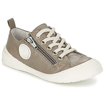 鞋子 男孩 球鞋基本款 Pataugas ROCKY 卡其色