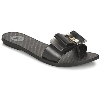 鞋子 女士 休闲凉拖/沙滩鞋 Zaxy LIFE SLIDE 黑色