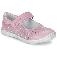 鞋子 女孩 平底鞋 Acebo's DARKA 玫瑰色