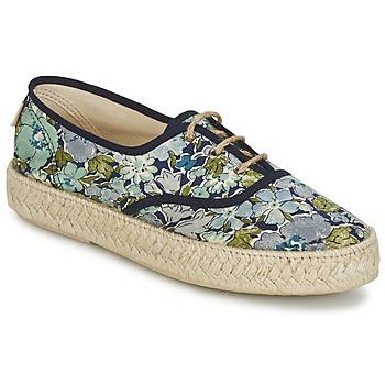 鞋子 女士 帆布便鞋 Pare Gabia LOTUS 海蓝色
