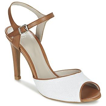 鞋子 女士 凉鞋 Perlato PINEDA 白色