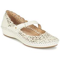鞋子 女士 平底鞋 Pikolinos 派高雁 PUERTO VALLARTA 655 白色