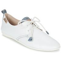 鞋子 女士 德比 Pikolinos 派高雁 CALABRIA 917 白色