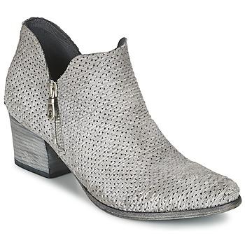 鞋子 女士 短靴 MIMMU ERIKA 灰色