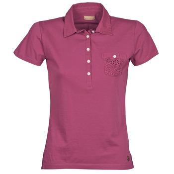 衣服 女士 短袖保罗衫 Napapijri EZE 玫瑰色